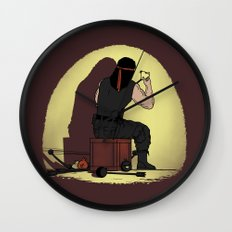 Bow and Arrow is Better Wall Clock