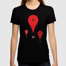 Google balloon T-shirt