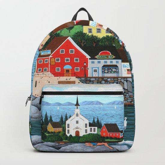 Swan's Cove Backpack