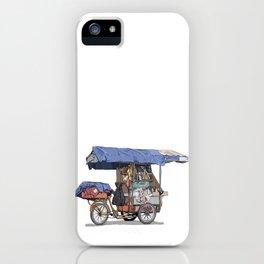 Carrito iPhone Case