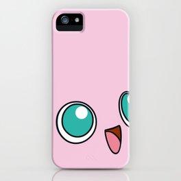 jigglypuff iPhone Case