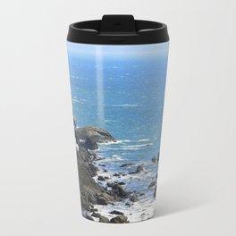 Coast Line Metal Travel Mug