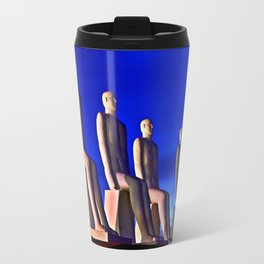 MAN AT SEA Travel Mug