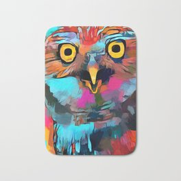 Burrowing Owl Bath Mat