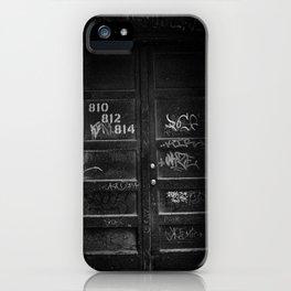 Hidden Away iPhone Case