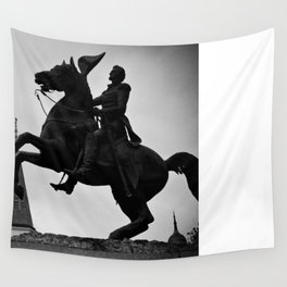 Jackson Square Wall Tapestry