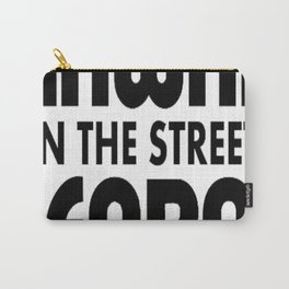 Kawaii on the Streets, Senpai in the sheets Carry-All Pouch