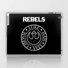 I Wanna Be a Rebel Laptop & iPad Skin