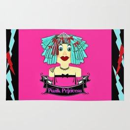Punk Princess Rug