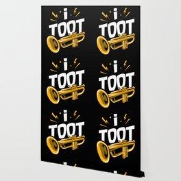 I Toot | Trumpets Wallpaper