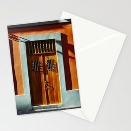 puerto rico house Stationery Cards