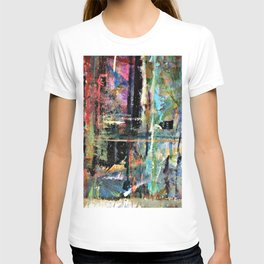 Colorful Bohemian Abstract 2 T-shirt
