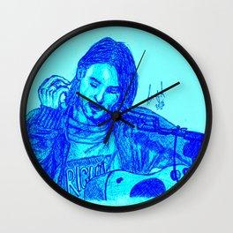 Height of Grunge Wall Clock