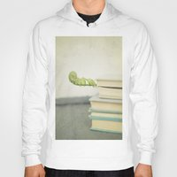 books Hoodies featuring Books by Pure Nature Photos