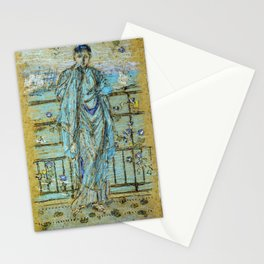 Morning Glories By James Mcneill Whistler | Reproduction Stationery Cards