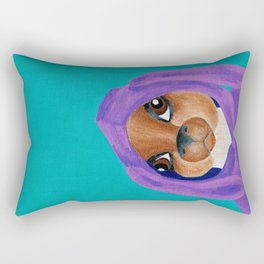 Bunny Ears Rectangular Pillow