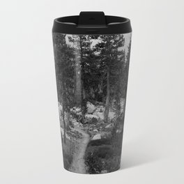 Pacific Crest Trail in August Travel Mug