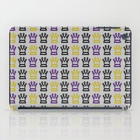 royal iPad Cases featuring Royal by kirstenariel