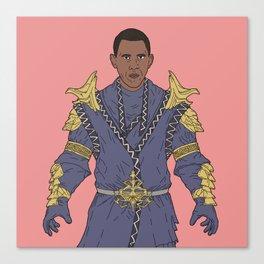 Miraak Obama Canvas Print