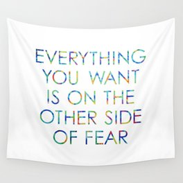 Everything You Want Wall Tapestry