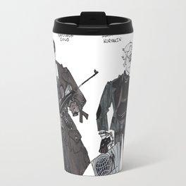 The Boys from U.N.C.L.E. Travel Mug