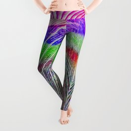 Feather Leggings