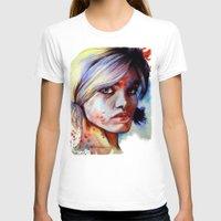 daisy T-shirts featuring Daisy by Olga Noes