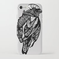 sparrow iPhone & iPod Cases featuring Sparrow by amyrose