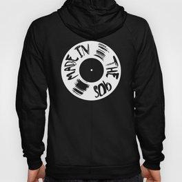 Made in the 90s Vinyl White Hoody