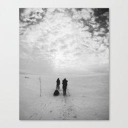 Forward Canvas Print