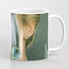 the disaster in her face 2 Mug