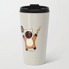 I May Be Awesome, but... Travel Mug