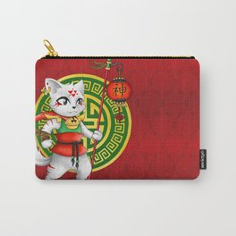 Chinese Cat Carry-All Pouch