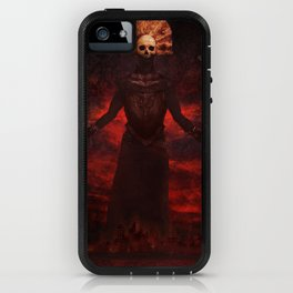 Mythic Occult Series: War iPhone Case