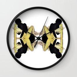 Amatory Illusion Wall Clock