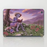 fancy iPad Cases featuring Fancy by Benjamin Clair