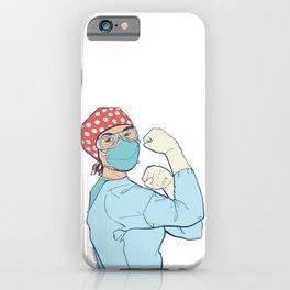 """""""We Got This"""" iPhone Case"""