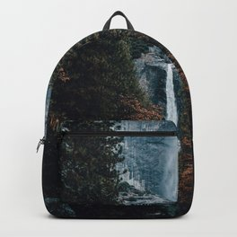 Upper and Lower Yosemite Falls Backpack