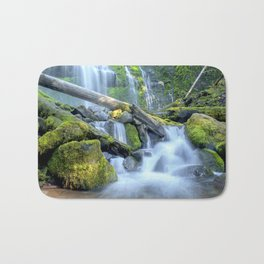 Waterfall - Proxy Falls Bath Mat
