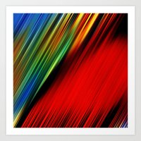 We're Hallucinating As Fast As We Can! Art Print