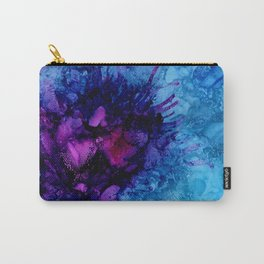 Amethyst Freeze Carry-All Pouch