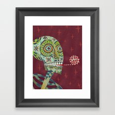 Happy Birthday Framed Art Print