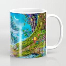 Day Moon Haven Coffee Mug