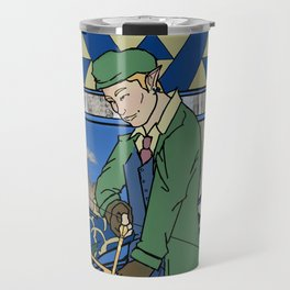 Holder of Courage Travel Mug