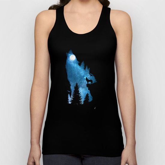 The Howling Wind Unisex Tank Top