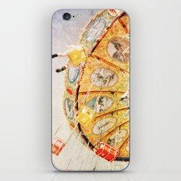 Sea Swings... iPhone Skin