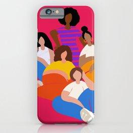IWD 2021 iPhone Case