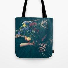 Burdened Tote Bag