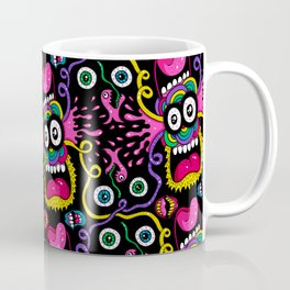 There's Something On Your Face Coffee Mug
