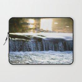 Chasing Waterfalls Laptop Sleeve